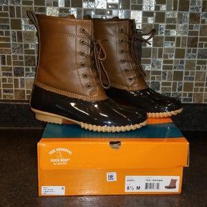 The Original Sporto Duck Boot